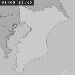 雨雲 レーダー 流山